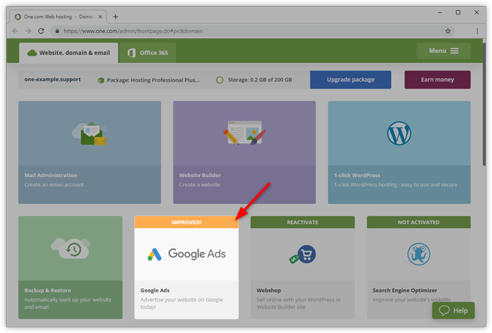 How do I add the Google Ads tracking code to my WordPress