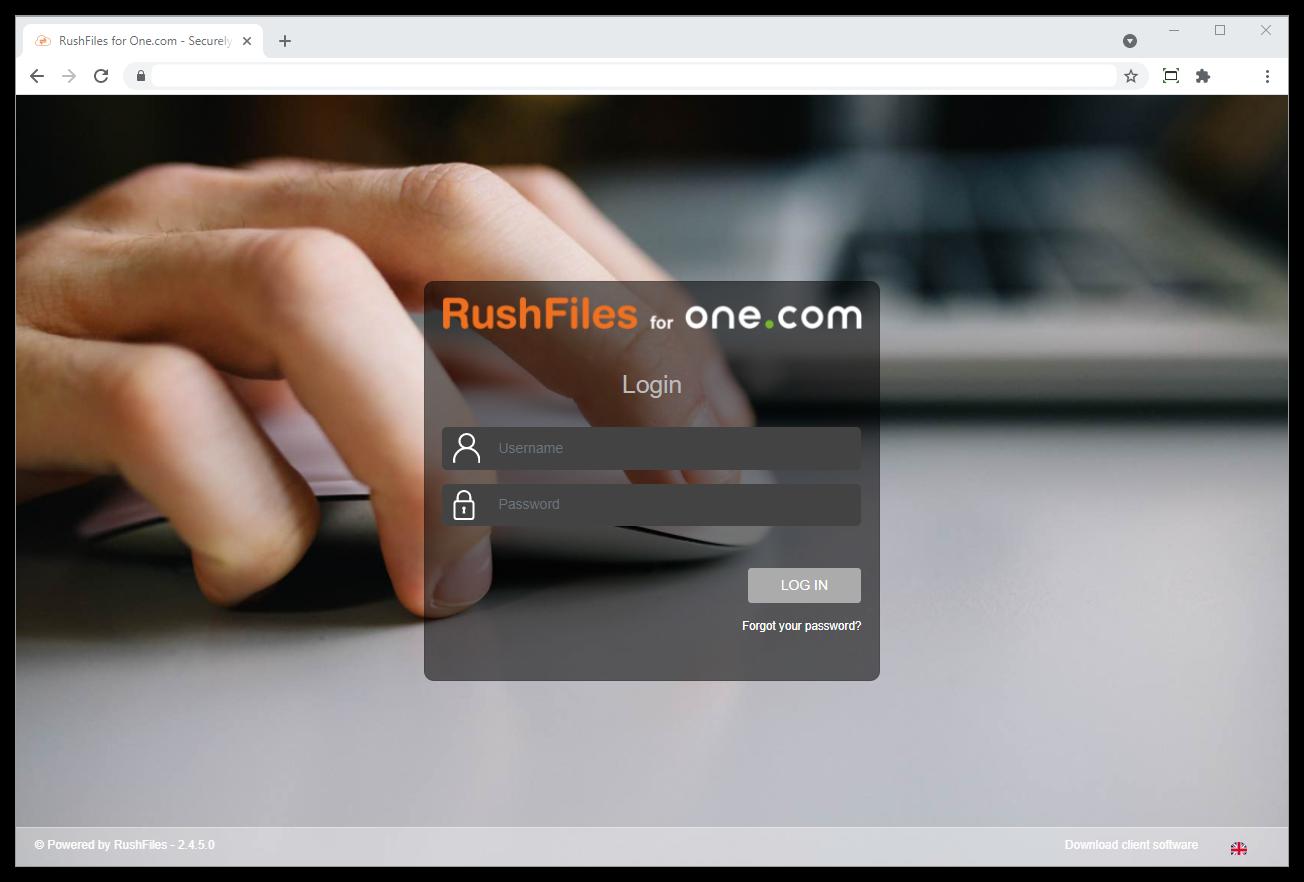 RushFiles-login-page.png